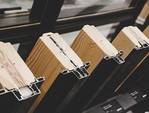 Marvin Window Frame Options Cut Open 2019 Nahb Show