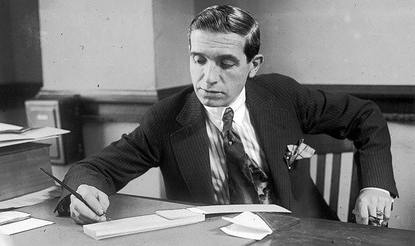 Masculine 1920s Hair Frank Sinatra