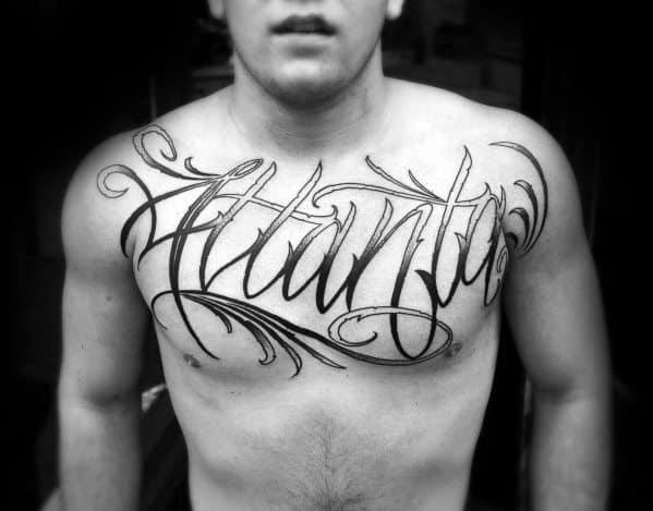 20 Atlanta Falcons Tattoo Designs For Men - Football Ink Ideas