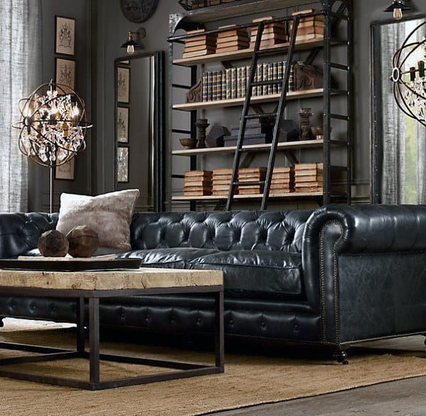 Masculine Awesome Man Caves For Men