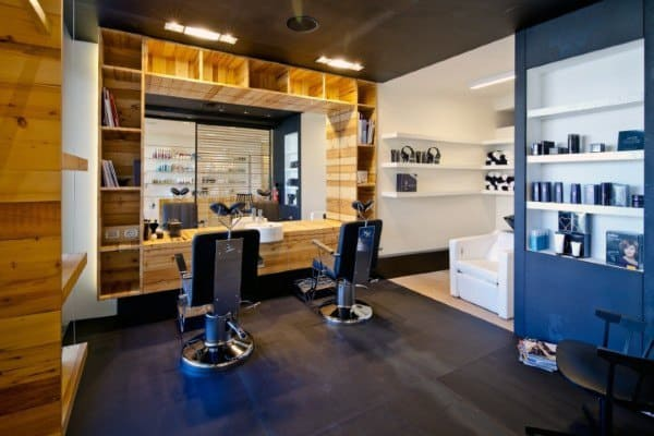 Masculine Barber Shop Designs