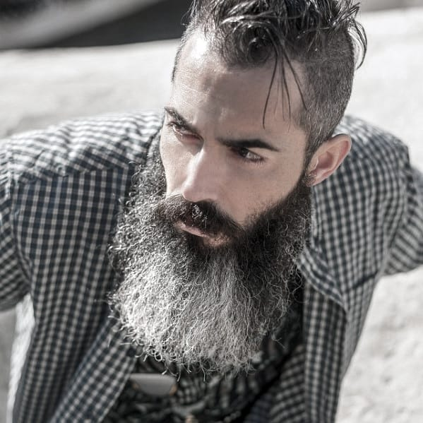 Masculine Big Beard Inspiration Styles For Gentlemen