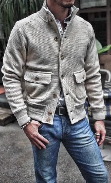 Masculine Casual Wear Style Ideas For Men