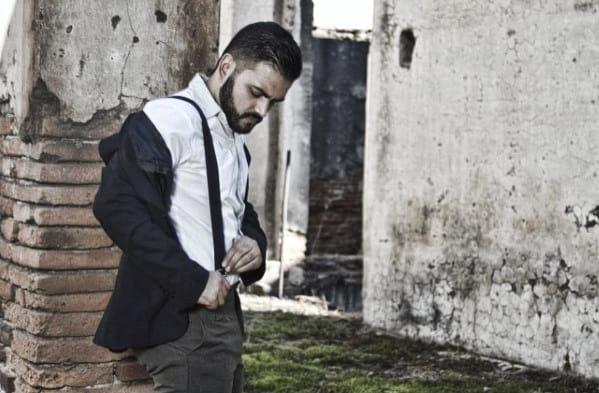 Masculine Classy Beard Inspiration Styles For Gentlemen