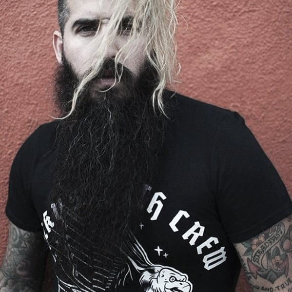 Masculine Cool Beard Styles For Guys
