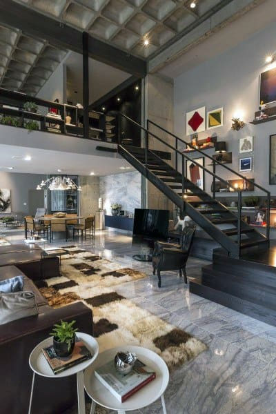 Masculine Designs Loft Ideas