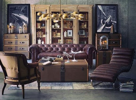 100 Man Cave Decor Ideas For Men - Masculine Decorating ...