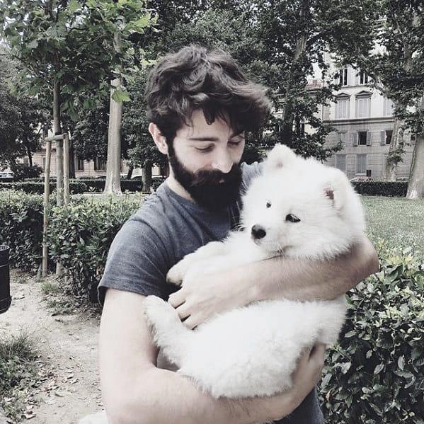 Masculine Medium Beard Styles For Guys