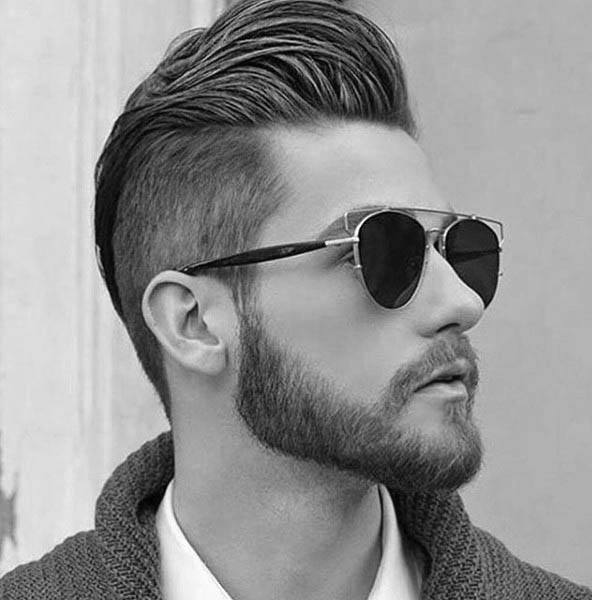 Masculine Mens Haircuts For Medium Wavy Hair
