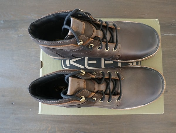 Masculine Mens Waterproof Boots By Keen The Rocker