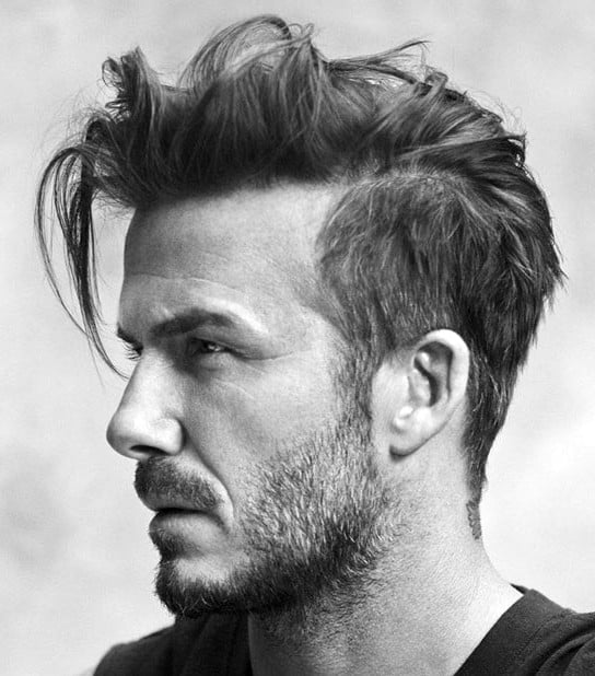Masculine Messy Hairstyles For Guys