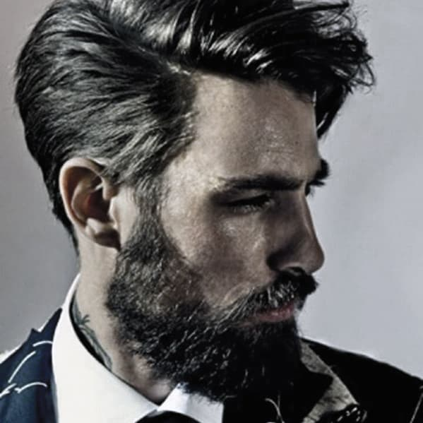 Masculine Nice Beard Inspiration Styles For Gentlemen
