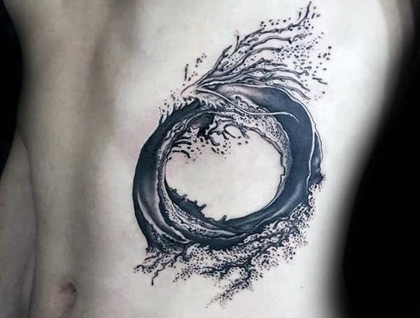 masculine-ouroboros-meaning-symbolic-mens-tattoo-design-ideas