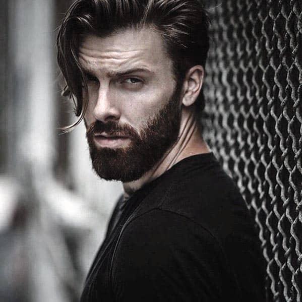 Masculine Short Beard Inspiration Styles For Gentlemen