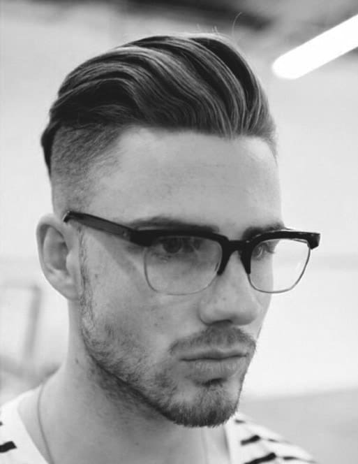 19288ee760 Top 50 Best Short Haircuts For Men - Frame Your Jawline