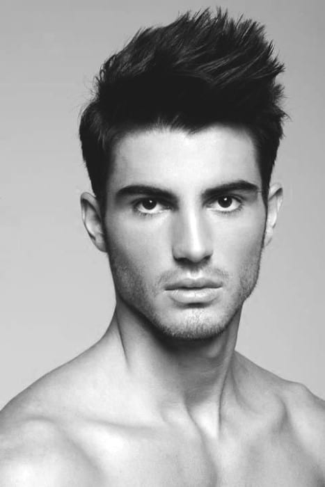 Masculine Stylish Haircuts For Men