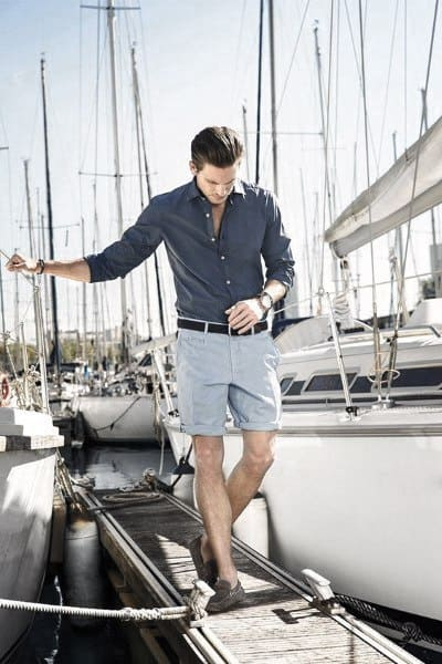Masculine Summer Outfits Style Ideas For Men
