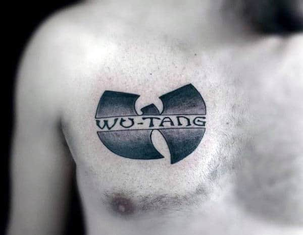 50 Wu Tang Tattoo Designs For Men Iconic Ink Ideas
