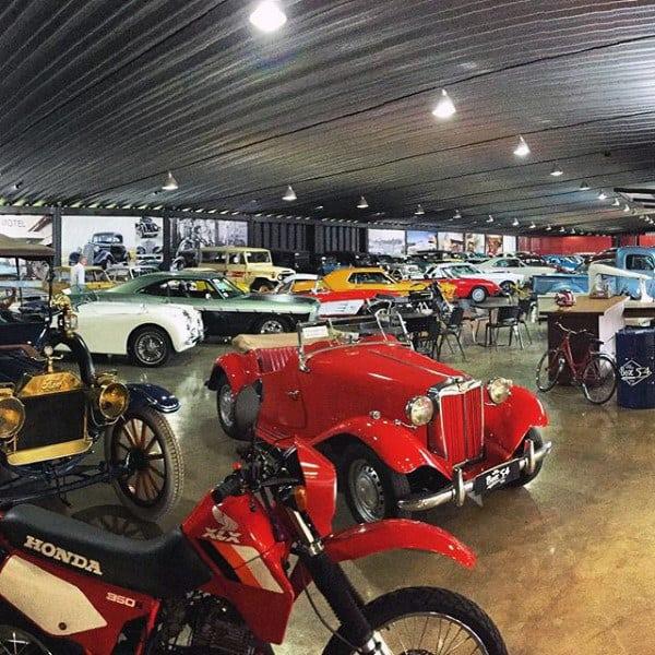 Massive Car Collection Dream Garage