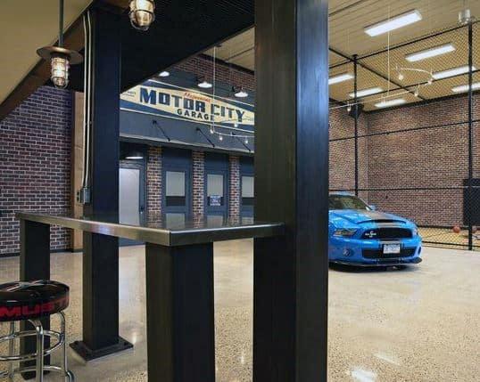 Massive Garage Bar Ideas