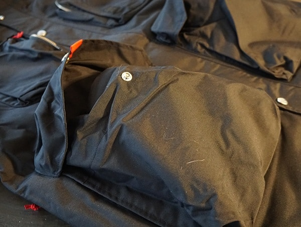 Massive Topo Designs Mountain Jacket Pockets On Front