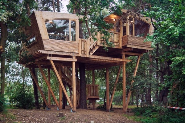 Massive Treehouse Ideas