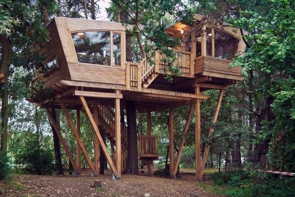 Massive Treehouse Ideas