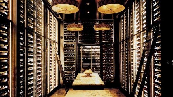Massive Wine Room Ideas