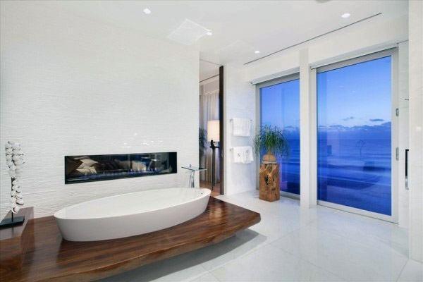 Master Bathroom Cool Interior Ideas