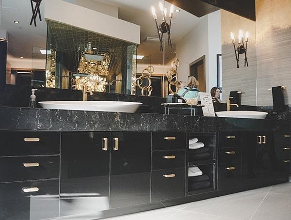 Master Bathroom Sink Vanity Las Vegas Nevada 2019 New American Home