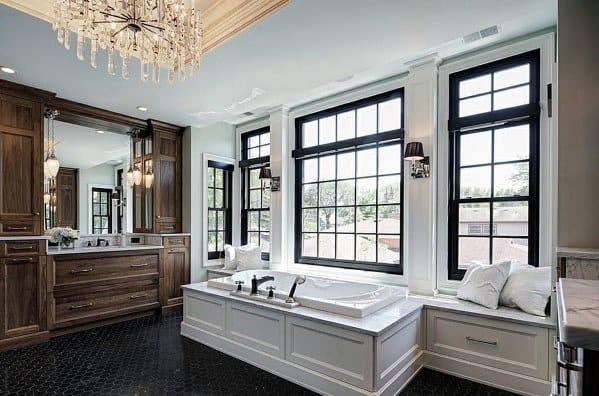 Master Bathrooms Interior Ideas