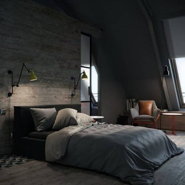 Master Bedroom Ideas Grey Walls