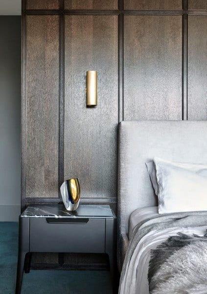 Master Bedroom Ideas Modern Wood Walls