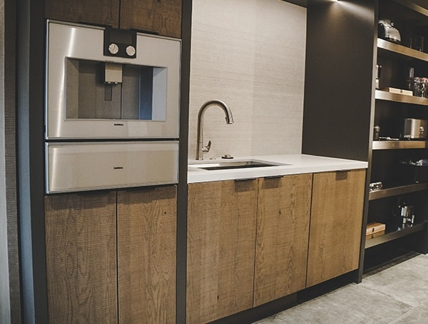 Master Bedroom Wet Bar 2019 New American Remodel.