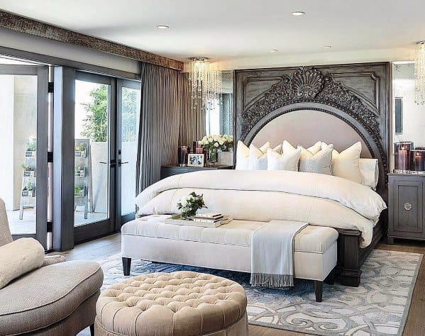 Top 40 Best Master Bedroom Ideas Luxury Home Interior Designs Delectable Interior Designer Bedrooms