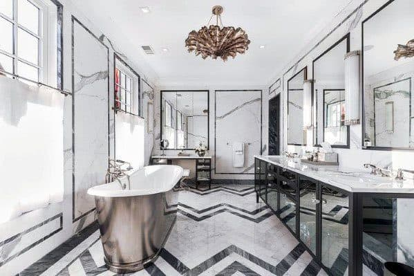Master Marble Bathroom Ideas