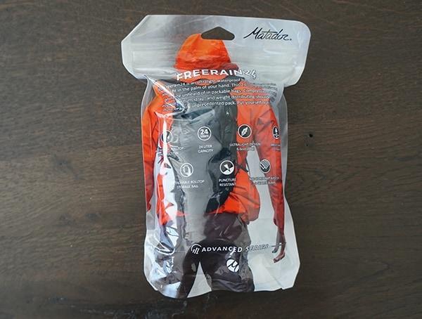 Matador Advanced Series Freerain24 Waterproof Backpack