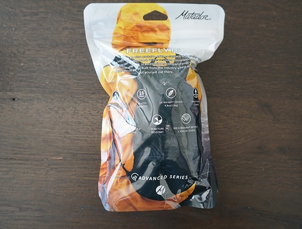 Matador Freefly16 Pack Away Backpack