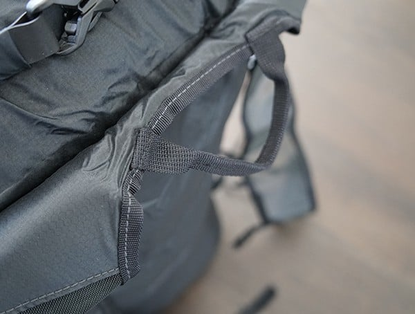 Matador Freerain24 Backpack Grab Handle