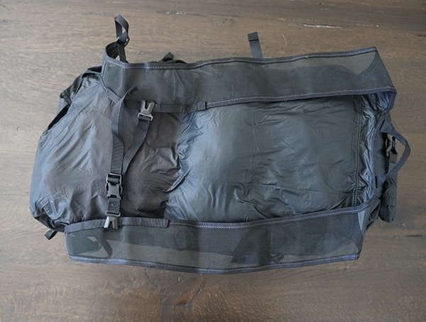 Matador Freerain24 Backpack Rear View