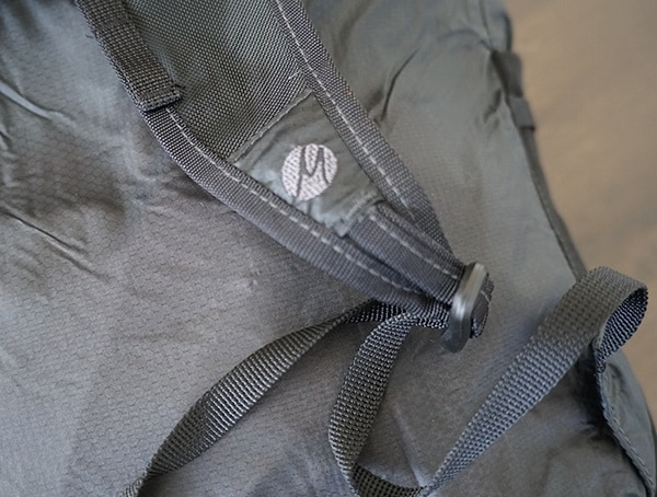 Matador Logo Stiched On Freerain24 Backpack