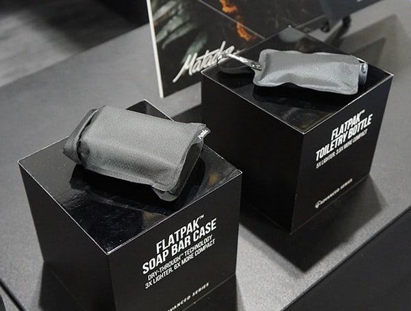 Matador Outdoor Retailer 2018 Denver Colorado Flatpak Soap And Shampoo Cases