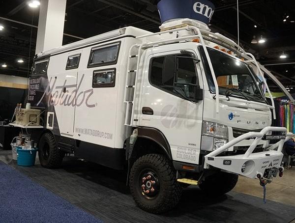 Matador Rugged Offroad Vehicle