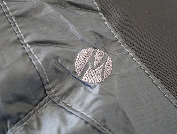 Matador Stiched Grey Logo Detail Freefly16 Pack Away Backpack