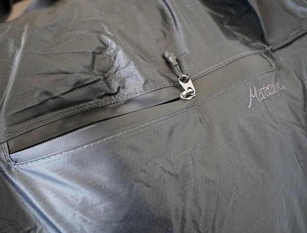 Matador Transit 30 Duffle Bag Zipper