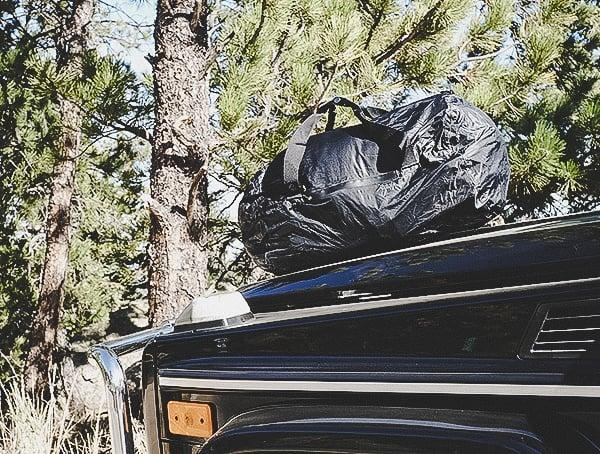 Matador Transit30 Duffle Bag Reviewed