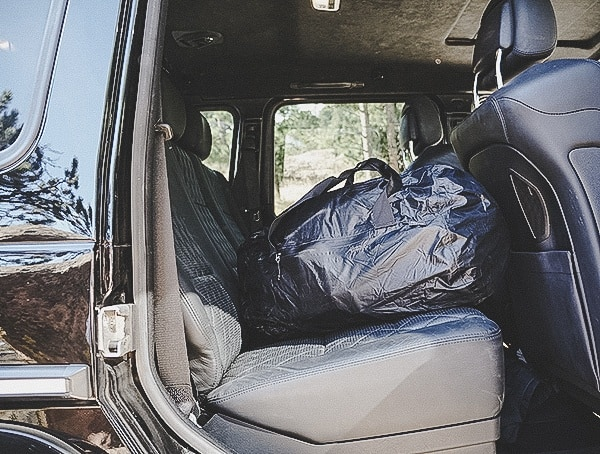 Matador Transit30 Duffle Reviews Back Of Mercedes G Wagon