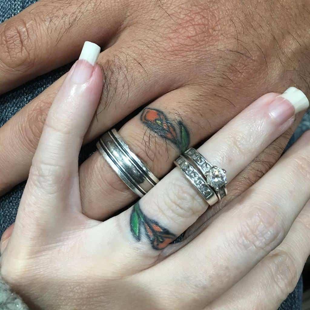 Matching Theme Wedding Ring Kendra D06