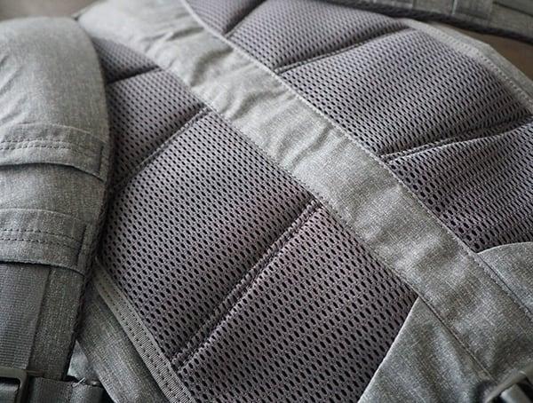 Maxpedition Entity 27 Backpack Comfortable Back Padding
