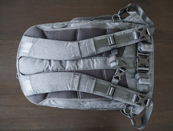 Maxpedition Entity 27 Backpack Rear
